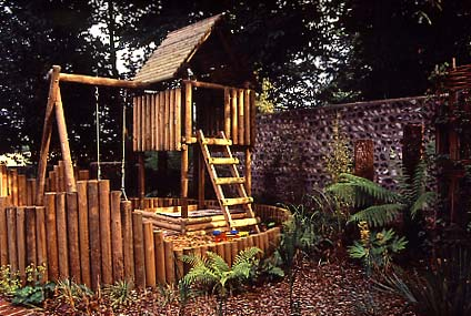 Garden Design For Children garden design portfolio | design & build in brighton & sussex