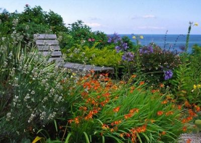 the very best of seaside planting.