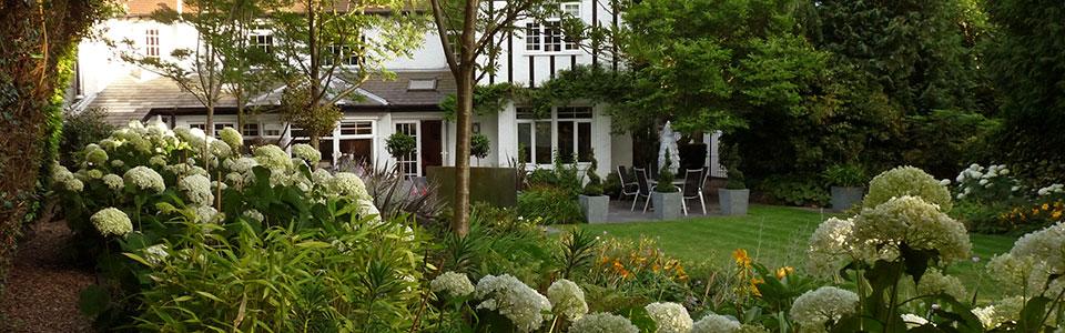 Arcadia Garden Design